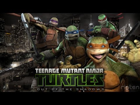 TMNT: Out of