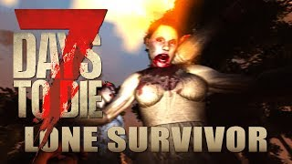 Lone Survivor 07 | Verstrahlt und nicht verpeilt | 7 Days to Die Alpha 17 Gameplay German Deutsch thumbnail