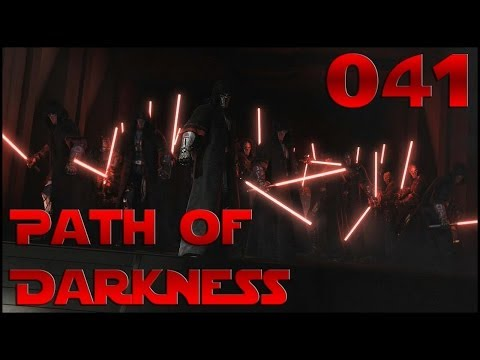 Path of Darkness - Ep 41 'Capture the Jedi'
