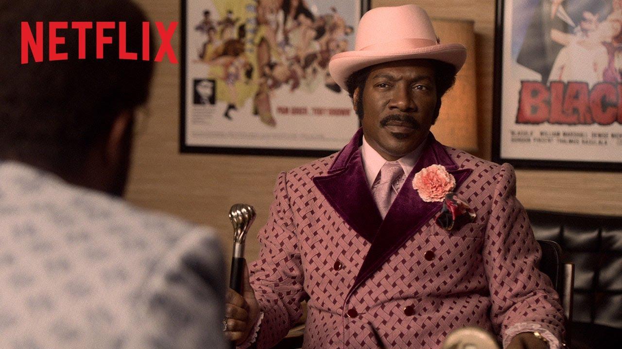 Chamem-me Dolemite   Trailer oficial [HD]   Netflix