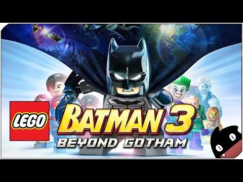 Lego Batman 3 en español - 07 - ¡Los trajes de Joker!