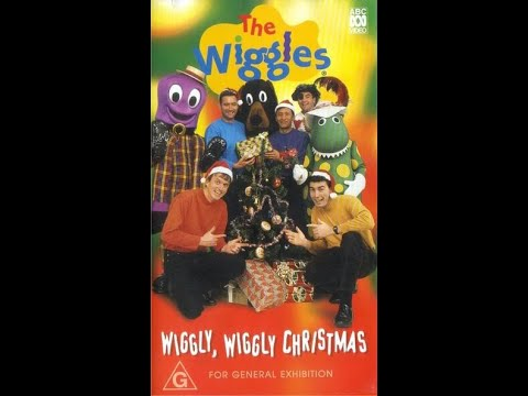 Opening To The Wiggles: Wiggly Wiggly Christmas 1997 Australian VHS