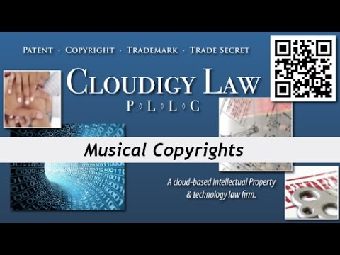 "Cloudigy Law's ""Everyday IP Show"" S1E6 - Musical Copyrights"