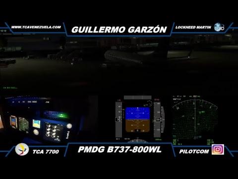 Flight from MONACO to LOWI  X-PLANE 11