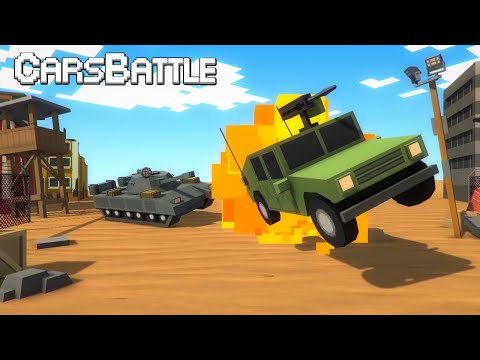CarsBattle -available on App Store & Google Play