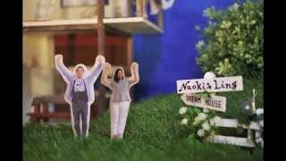 Repeat youtube video 【結婚式】自作オープニングムービー (マイア・ヒラサワ: Boom!)