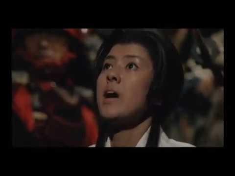 映画「里見八犬伝」真田広之&薬師丸ひろ子