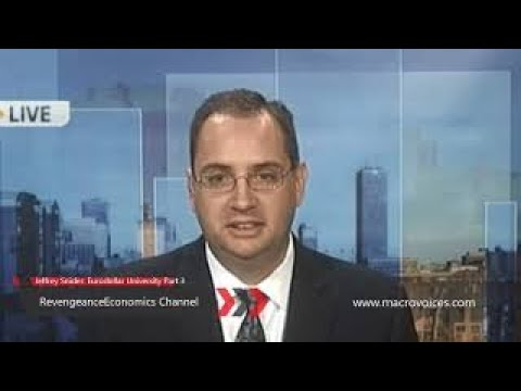 Jeffrey Snider // The Basel Accords, Leverage in bank capital, Interbank function under Ba