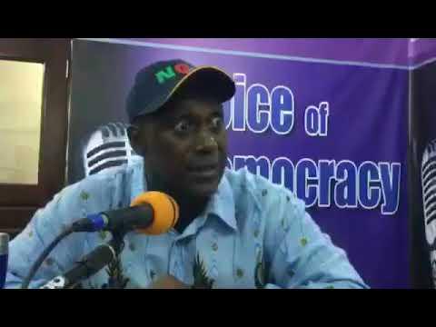 Dr. Kandeh Yumkella - Interview with Radio Democracy, 98.1 FM
