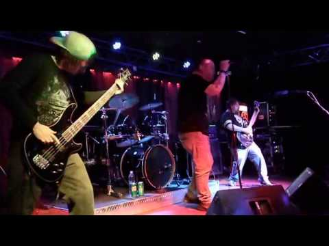"Break The Maker performing ""Agent Orange"" live at Rock Hard PDX"