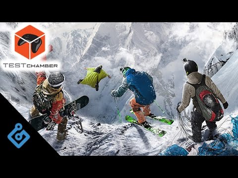 Test Chamber - The Four Extreme Sports Featured In Steep