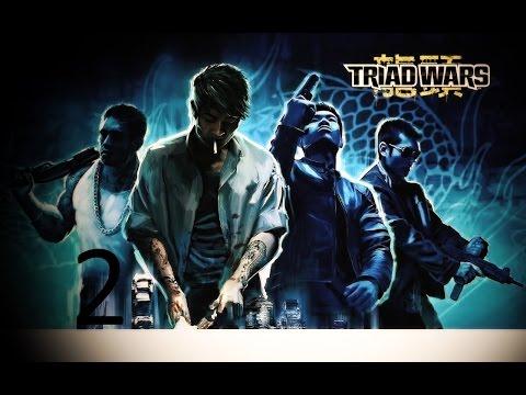 Triad Wars[Closed Beta] Ep. 2- Setting up Turf and Raiding