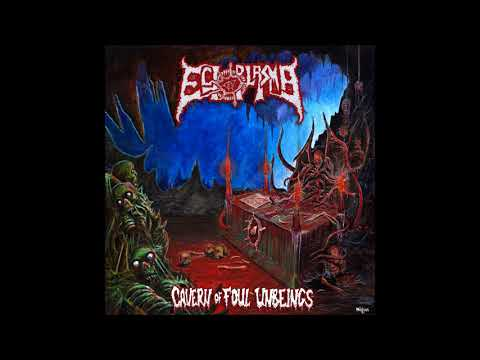 ECTOPLASMA - Amorphous Atrocity (intro) / Entranced in Blood