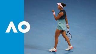 Naomi Osaka championship winning match (F) | Australian Open 2019
