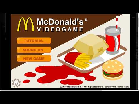 DGA Plays: McDonald's Videogame (Ep. 1 - Gameplay / Let's Play)