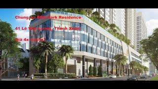Chung cư BRG Park Residence 41 Lê Văn Lương - Video tổng thể dự án