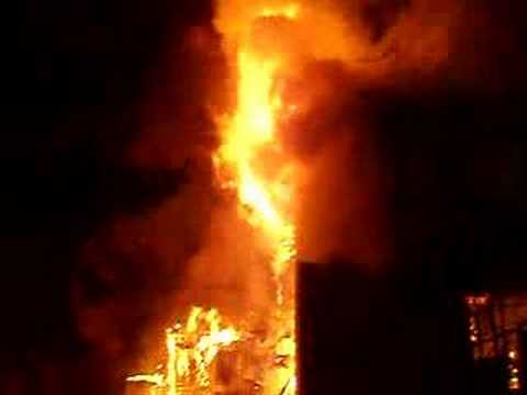 LOST CREEK FIRE 2-2-08 PART II
