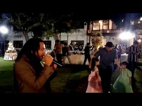 Conrad good vibration - stir it up ( cover bob marley) in wedding party