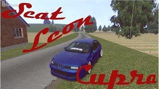 Seat Leon Cupra - Racer Free Car Simulator