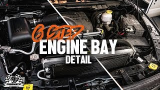 Detail Your Engine Bay In 6 Steps