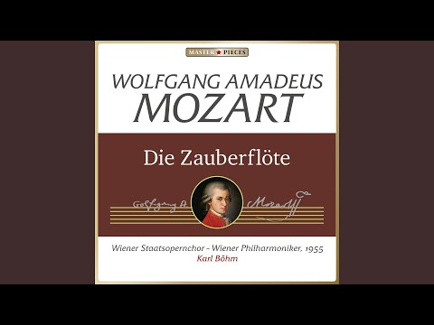 """Die Zauberflöte, K. 620, Act II: """"Soll Ich Dich, Teurer, Nie Mehr Seh'n?"""" (Pamina, Sarastro,..."""