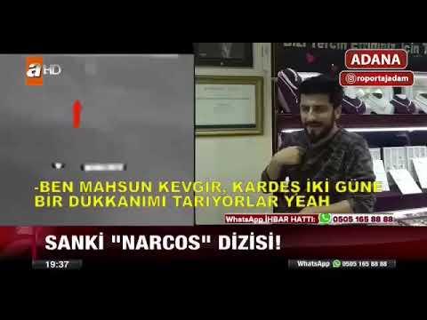 """Her Gün Dükkanı Taranan Esnaf - Sanki """"Narcos"""" Dizisi - Röportaj Adam"""