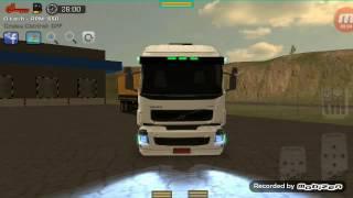 Grand truck skin volvo vm e carroceria top link na descrição