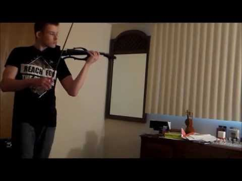 Imagine Dragons - Warriors (Electric Violin Cover)