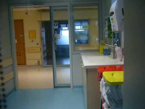 Hospital Isolation Ward Youtube