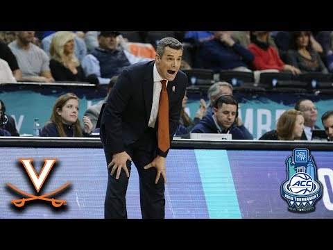 Virginia's Tony Bennett On 2018 ACC Champions: 'There's Something Different Here'