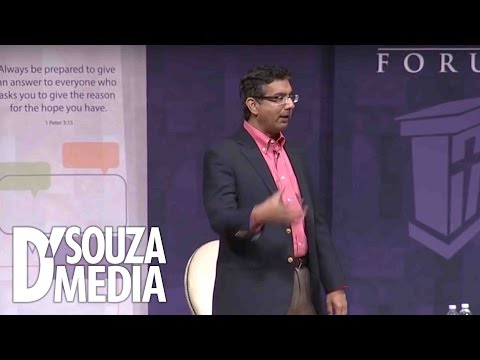D'Souza Explains How Christians Lost The Cultural Battle
