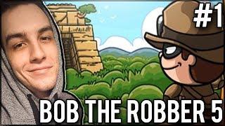 POWRÓT DO KRADZIEŻY! - Bob the Robber 5 #1