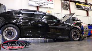 Procharged Chevy SS makes 894rwhp on SBE LS3