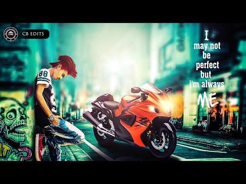 CB Edits | Photoshop Cc Tutorials | Awesome CB Editing | High Color Contrast