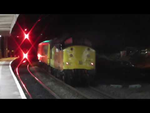 37116 3z82 Carlisle Wapping Sidings - Crewe, 20th October 2016