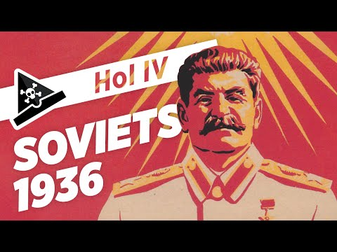 SOVIETS 1936 - ep 1 - Let's Play Hearts of Iron IV - Soviet Union Gameplay & Let's Play - HoI 4