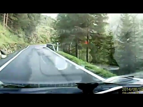 MR2 Roadster on the Umbrail Pass