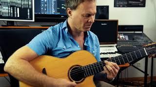 Hughes & Kettner era 1 acoustic guitar playthrough | Steel and Nylon Strings | Frank Nimsgern