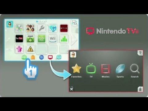 Setup & First Look: Nintendo TVii for Wii U