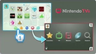 Setup & First Look: Nintendo TVii for Wii U