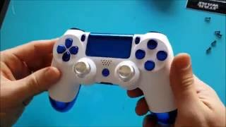 How to change your PS4 controller shell (TouchPad included)