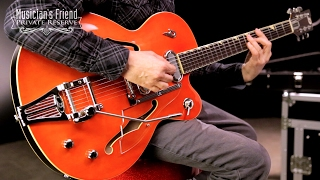 Duesenberg USA Gran Royale 1 Cutaway Semi-Hollow Electric Guitar