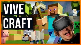 Ricks virtuelle Entjungferung - Vivecraft
