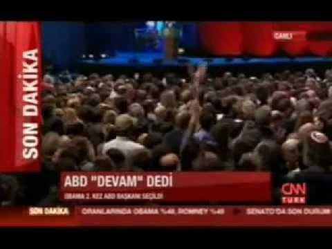 CHP Bursa Milletvekili Aykan Erdemir, ABD 2012 Seçim Sonuçlarını CNN Türk'te değerlendirdi