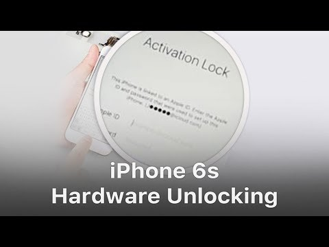 how to get past activation lock iphone 6s