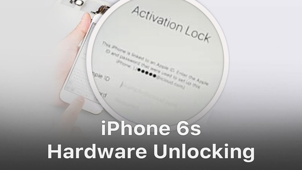 The world of hacking iCloud-locked iPhones