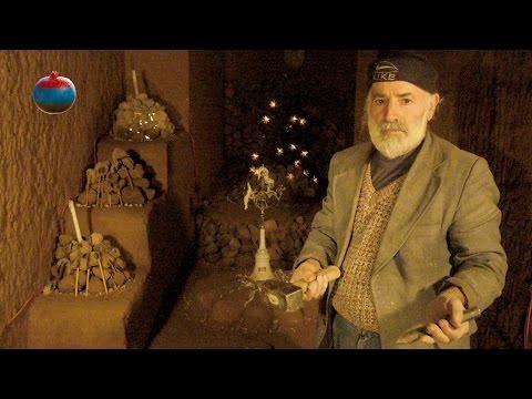 Чудесный музей  мастера Левона в селе Ариндж