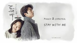 [OST Part1]Stay With Me ( CHANYEOL, PUNCH) |나랑있어| Office