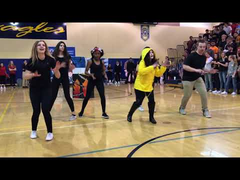Eagle Point High School 2018 Sophomore Airband
