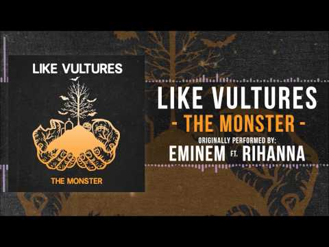 """Eminem Featuring Rihanna - The Monster (Punk Goes Pop Style Cover) """"Post-Hardcore"""""""